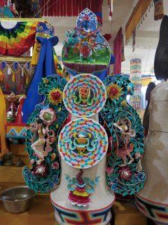仏教の儀式に使う供物