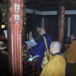 奈良・十輪院で追悼法要