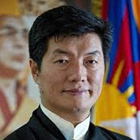 チベット亡命政権主席大臣ロブサン・センゲ来日歓迎レセプションパーティーのご案内