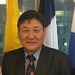 ソナム・ダクポ氏