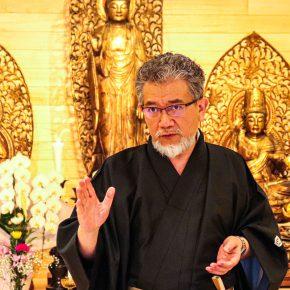 特別講演『ダライ・ラマ法王と非暴力』